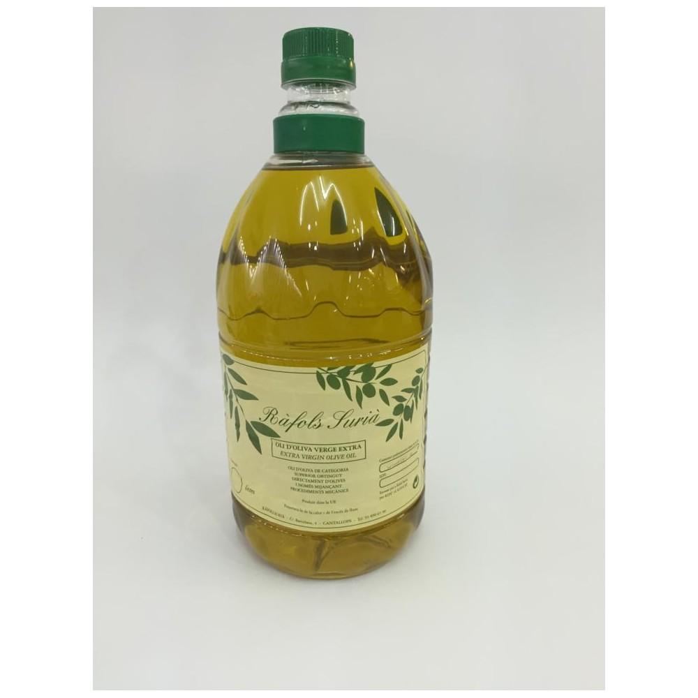 Aceite de Oliva Virgen Extra, el mejor lubricante para un