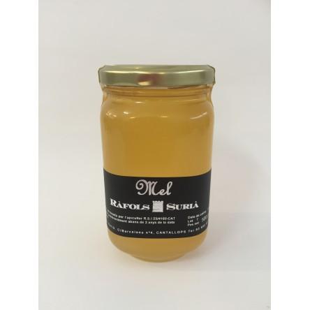 Miel de Flor de Naranjo (Azahar) 0.5 kg