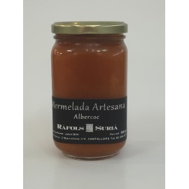 Mermelada Artesana de Albaricoque 500 gr