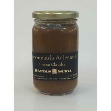 Mermelada Artesana de Ciruela Claudia 500 gr
