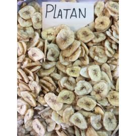 Platano Deshidratado 100 gr
